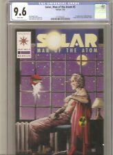 Solar Man of the Atom 5 CGC 9.6 (Valiant)