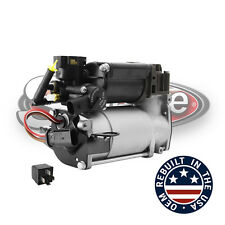1999-06 Mercedes S430 W220 Airmatic Suspension Air Compressor Pump w/ Relay