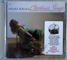 DIANA KRALL - CHRISTMAS SONGS - VERVE CD + HYPE STICKER - STILL SEALED