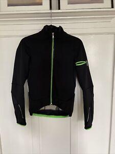 Q36.6 Unisex Cycling TERMICA JACKET X BLACK SMALL