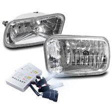2009+ DODGE RAM 1500/2010+ 2500/3500 PICKUP CHROME BUMPER FOG LIGHTS W/8000K HID
