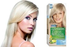 Garnier Color Naturals Creme Permanent  Color Cream 111 Ashy Very Light Blond