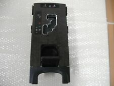 2008-12 LEXUS IS250,350 UPPER SHIFT CONSOLE PANEL BLACK/GRAY WOOD GRAIN