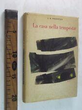 ARMANDO TESTA COPERTINA BORIS J.B. PRIESTLEY LA CASA NELLA TEMPESTA 1954  SC44 adde463e002