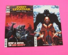 EVENT LEVIATHAN #3 OF 6 VARIANT BY JAY ANACLETO 8//14//19