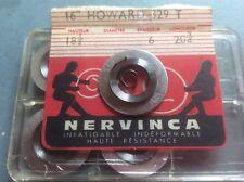 "HR NOS HOWARD 16S NERVINCA 329 T ""EXACT"" ALLOY MAINSPRING"