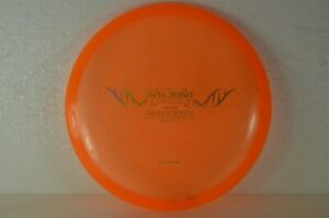 Antidote Liquid 1st Run 173g Orange Salient New *Prime*  Disc Golf Rare