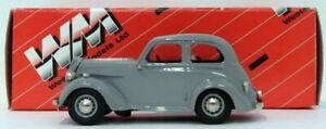 Western Models 1/43 Scale 100 - 1939 Flying Standard 9CB - Grey