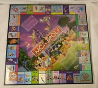 Monopoly 2001 Disney Edition Replacement Game Board