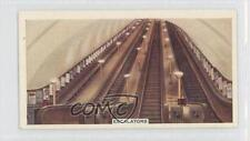 1936 Godfrey Phillips This Mechanized Age Series 1 #48 Escalators Card 0a1