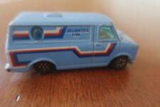 Vintage Yatming Diecast Blue Dodge Delightful Van #899 Made in Thailand