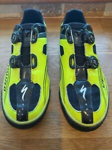 Specialized S-works Stumpy 2 Podium Shoes RARE! MINT! SIZE 9UK 43EU super cool!