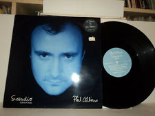 "PHIL COLLINS SUSSUDIO HUGH PADGHAM UK VIRGIN 45 12"" REMIX EXTENDED EP"