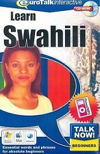 Talk Now! Swahili-ExLibrary