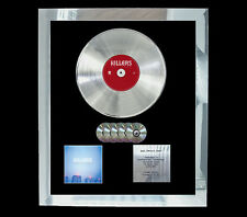 THE KILLERS HOT FUSS   MULTI (GOLD) CD PLATINUM DISC FREE POSTAGE!!