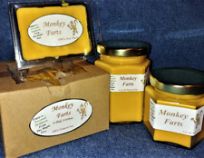 *NEW* Hand Poured Fruit Scents Soy Candles, Tarts & Votives - Monkey Farts Scent