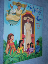 1969 Saalfield- The Flying Nun Paper Doll Book #5134 Original