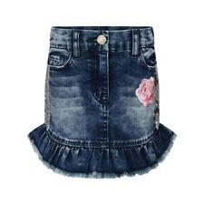 Monnalisa Chic Denim Skirt 12 Years BNWT £105