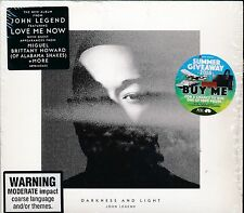 John Legend Darkness And Light CD NEW Love Me Now