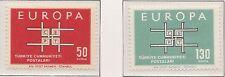Europa CEPT 1963 Turkije 1888-1889 - MNH Postfris
