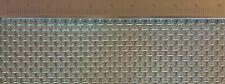 Edelstahl Drahtgeflecht mit 1,8mm Maschenweite, 0,8mm Drahtstärke, 50cm x 40cm