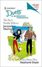 Harlequin Duets: The Doc's Double Delivery/Down Home Diva Vol. 65 by Doyle Diamo