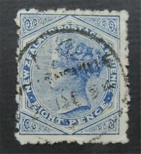 nystamps British New Zealand Stamp # 66 Mint OG H $60     S17y2996