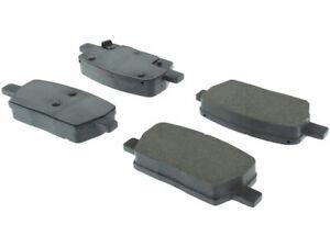 For 2018-2020 Chevrolet Traverse Brake Pad Set Rear Centric 91898JJ 2019