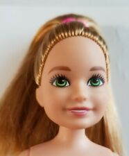 Barbie Team Stacie Bedroom Doll Nude OOAK Pony Tail New Green Eyes - Stacie doll