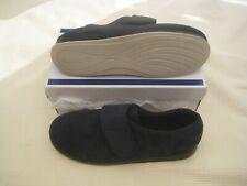 Padders Charles Men's Microsuede Wide (G) Fitting Slippers - 13 UK NEW