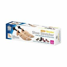 New Womens Ladies Wooden Tree Shoe Boot Stretcher Shaper Bunion Corn
