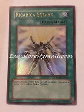 RICARICA SOLARE - LODT-IT052  YU-GI-OH - YUGI - YGO