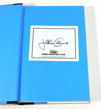 Jackie Collins Signed Hollywood Kids Hardcover Book Auto