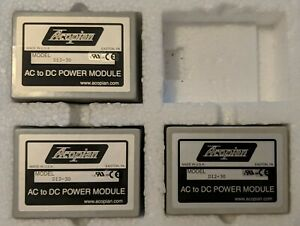 Acopian D12-30 AC to DC Power Supply Module - Board Mount - New Old Stock