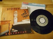 "7"" Pop Eurythmics - Beethoven / Heaven RCA VICTOR´+ Presskit"