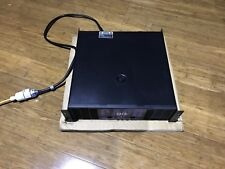 Binks CA30 Audio Power amplifier massive 2 x 1350 watts RMS power, 2700w bridged