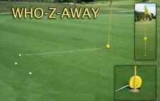 Whoz-Away closest to the pin accuracy proximity tape measure,