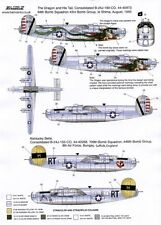 Xtradecal 72082 Decals 1/72 Consolidated B-24J Liberator (3)