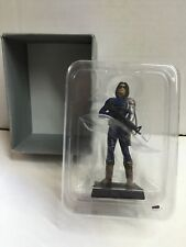 Eaglemoss Supereroi Marvel Capitan America WINTER SOLDIER Statua Piombo MIB,2011