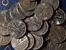 1944 VICTORY - Roll of 40 circulated Nickels ~ Average circulated