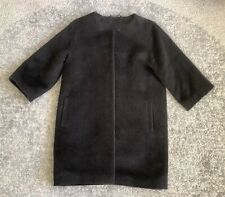 Jigsaw Theatre Cocoon Alpaca Coat, Size M