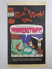 Ren & Stimpy Halloween Special Edition 1993 October Marvel Comics Free Promo