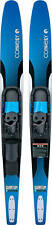 Connelly Quantum Skis w/ Slide Adjustable Bindings Sz 68in/(One Size)