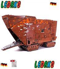 CUSTOM Bauanleitung MOC Santcrawler™ UCS LEGO® Steinen STAR WARS™ Keine Steine!
