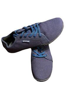 Whitin Minimalist Shoes Mens US 8(41) Blue NWOT