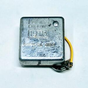 Genuine Lucas UCB100 37672 37647 OEM Voltage Regulator Austin Morris Ford Jaguar