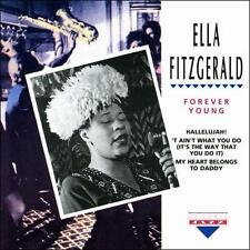 1 CENT CD Forever Young - Ella Fitzgerald