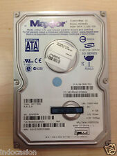 "Disco Duro SATA HDD Maxtor DiamondMax 10 80Gb 3.5"" 8MB 6V080E0 7200 Rpm 3.0Gbs"