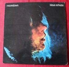 Klaus Schulze, moondawn,  LP - 33 Tours  France