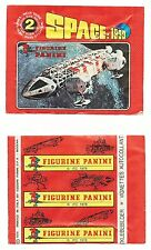 BUSTINA FIGURINE SPACE 1999 - Nuova Serie 2 - Ed. Panini, 1978 - VUOTA - RARA*